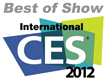 CES2012 Best of Show