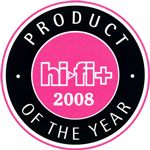 PRODUCT OF THE YEAR 2008 | HiFi+